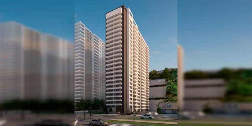 Proyecto Edificio Dual de Inmobiliaria Inmobiliaria Echeverria Izquierdo-1
