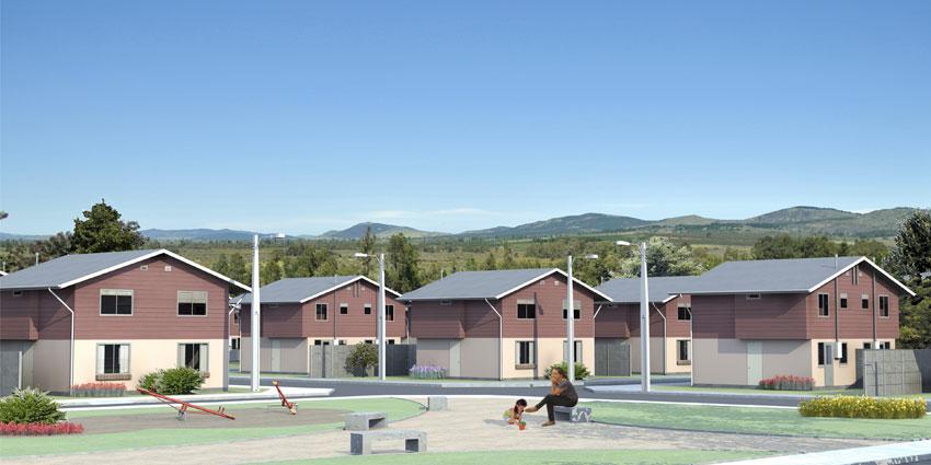 Proyecto Santa María de Lagunillas de Inmobiliaria Invica