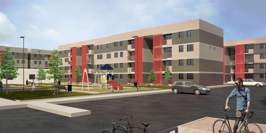 Proyecto Condominio Ureta Cox de Inmobiliaria Los Silos
