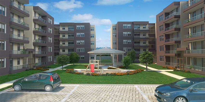 Proyecto Fuentes de Prats de Inmobiliaria CISS
