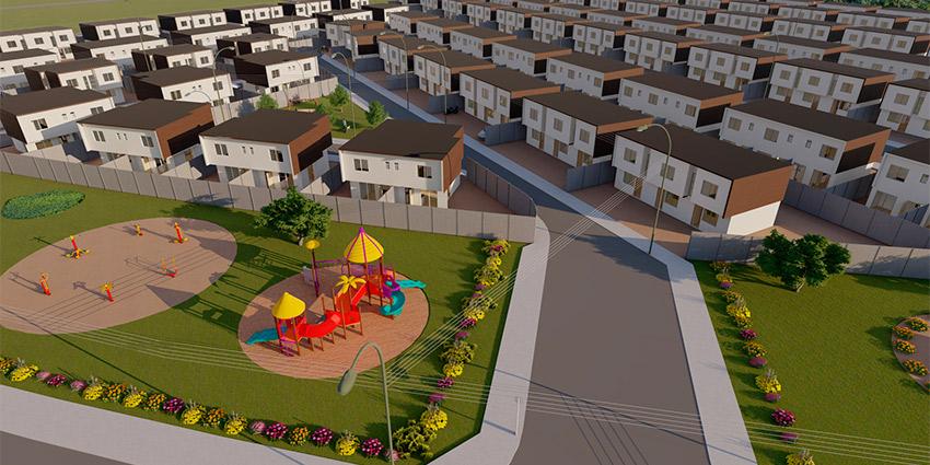 Proyecto Palmas de San Ramón IV de Inmobiliaria Ecomac