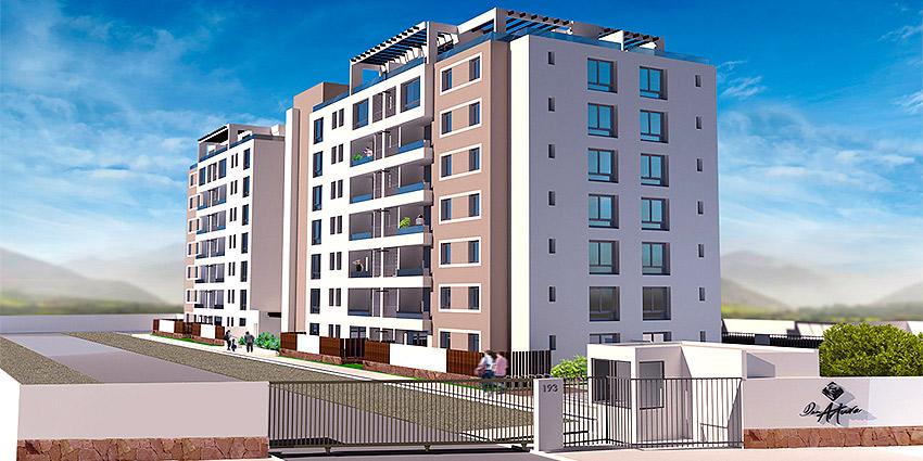 Proyecto Don Arturo de Inmobiliaria Av Construcciones