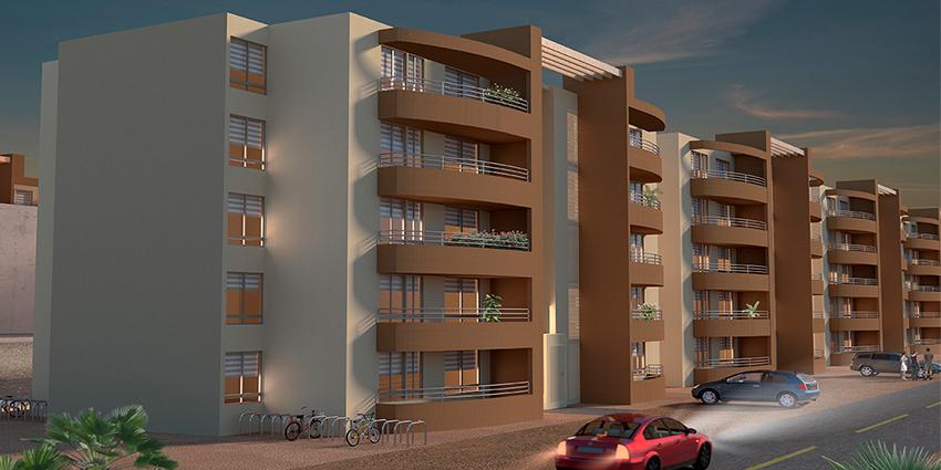 Proyecto Portal Sur II de Inmobiliaria Pacal-1