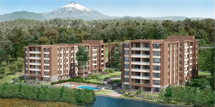 Proyecto La Poza de Inmobiliaria Fuenzalida Inmobiliaria