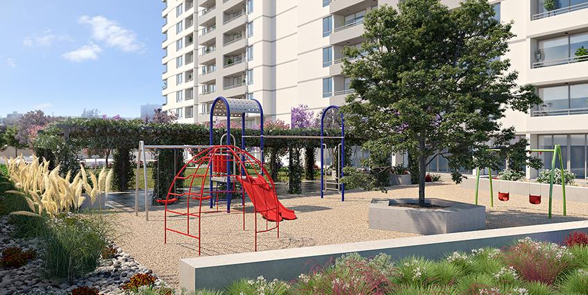 Proyecto M3 Maipú de Inmobiliaria Socovesa