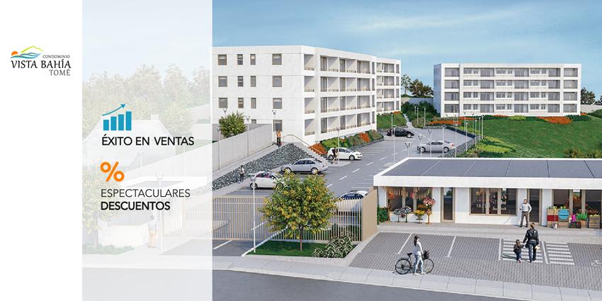 Proyecto Vista Bahía de Inmobiliaria Alto Monte