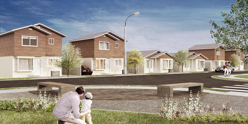 Proyecto Ciudad de Los Llanos de Inmobiliaria Guzmán