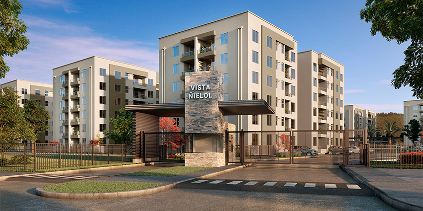 Proyecto Condominio Vista Ñielol de Inmobiliaria Socovesa-1