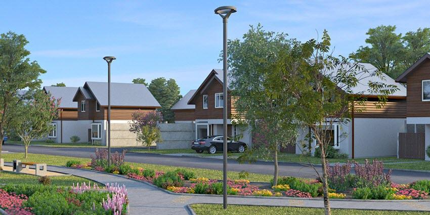 Proyecto Valle de Labranza de Inmobiliaria Socovesa