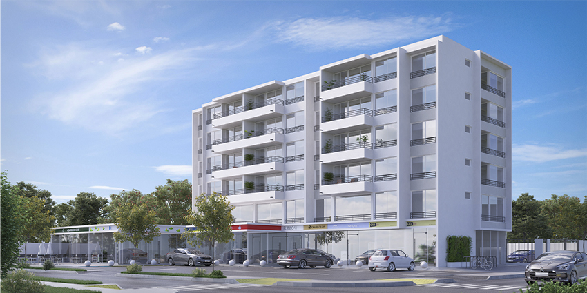 Proyecto Blanco 411 de Inmobiliaria TREI-1