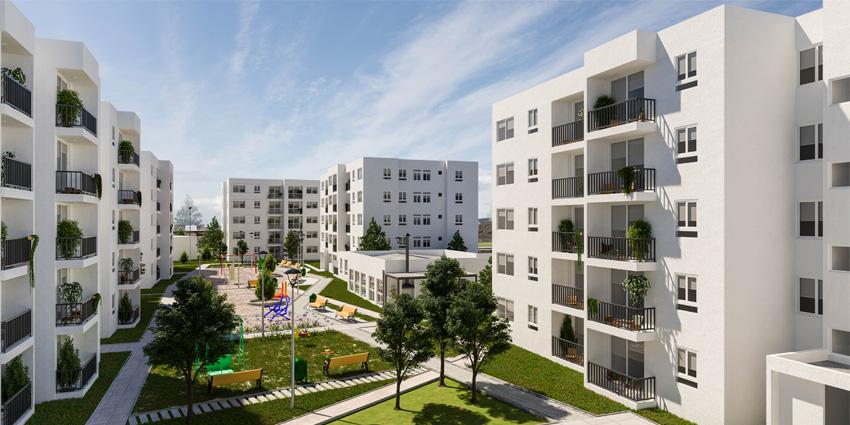Proyecto Viento Norte I de Inmobiliaria CVV Inmobiliaria