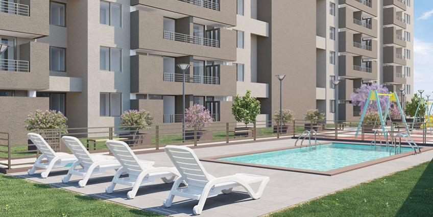 Proyecto Alto Mirador de Inmobiliaria Pacal