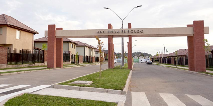 Proyecto Hacienda El Boldo de Inmobiliaria Independencia