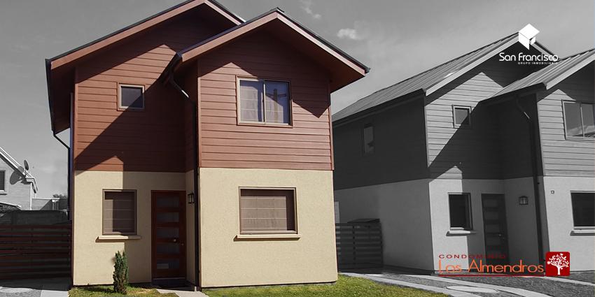 Proyecto Condomino Los Almendros de Inmobiliaria Grupo Inmobiliario San Francisco