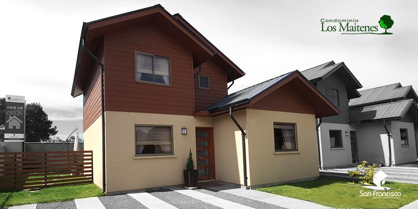 Proyecto Condominio los Maitenes III de Inmobiliaria Grupo Inmobiliario San Francisco