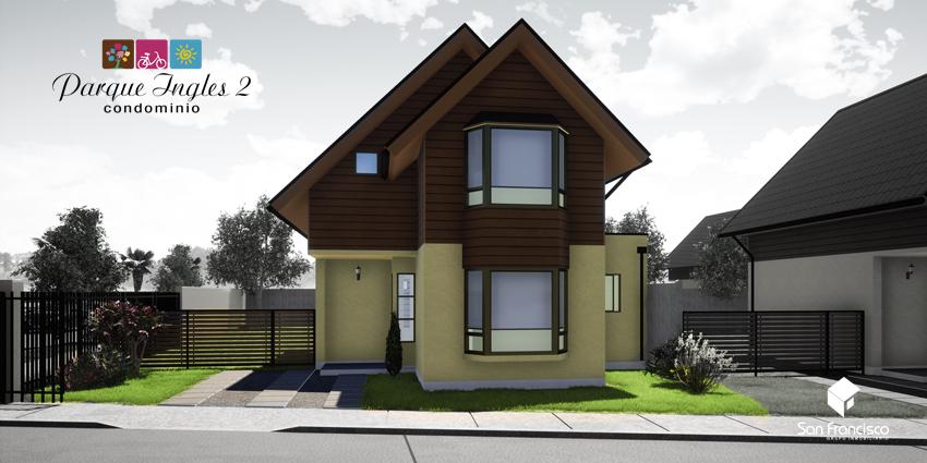 Proyecto Condominio Parque Ingles II de Inmobiliaria Grupo Inmobiliario San Francisco