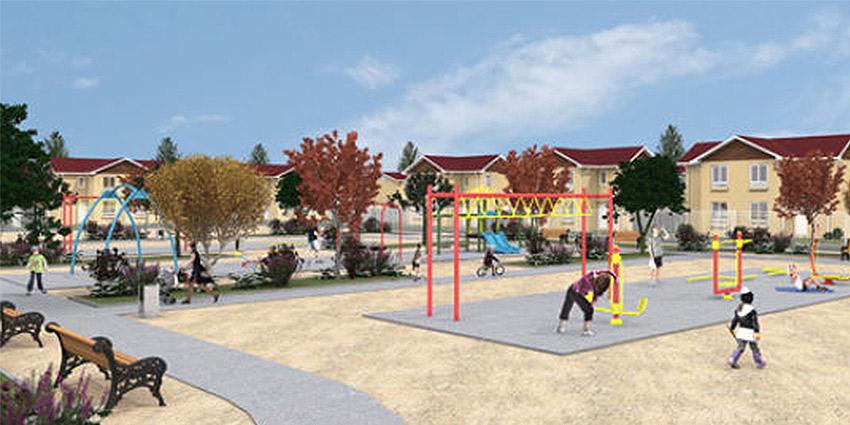 Proyecto Doña Catalina - Etapa A de Inmobiliaria Invica