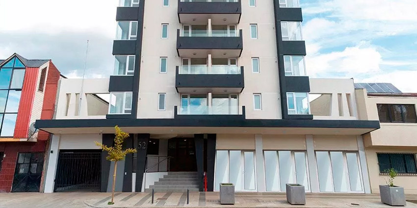 Proyecto Edificio San Martín de Inmobiliaria Dubois