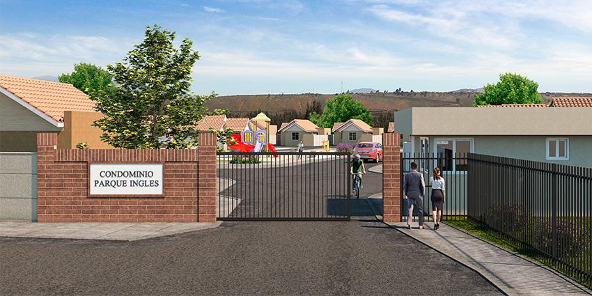Proyecto Condominio Parque Ingles de Inmobiliaria Prodelca