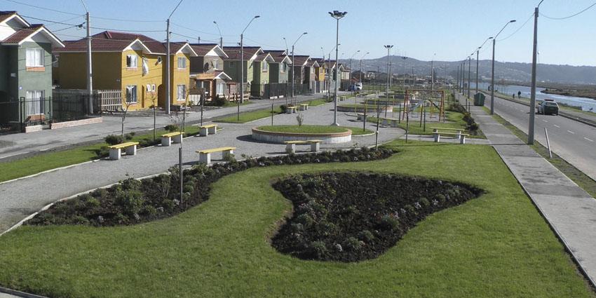 Proyecto Parque Res San Marcos 2000 - Etapa 6 de Inmobiliaria Miramar Constructora-1
