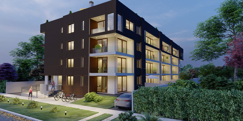 Proyecto Pewén de Inmobiliaria Nouvel Inmobiliaria