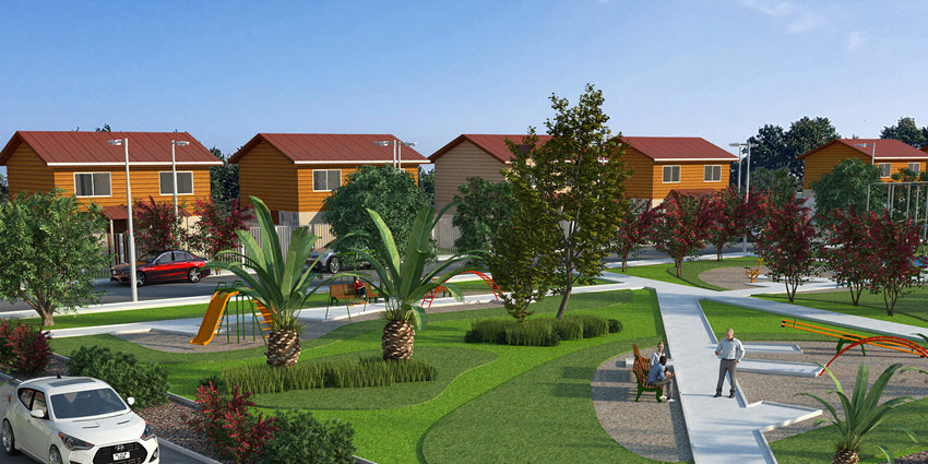 Proyecto Horizonte San Pedro de Inmobiliaria 3L