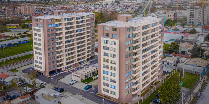 Proyecto Edificio Parque Ligure de Inmobiliaria Integral Inmobiliaria
