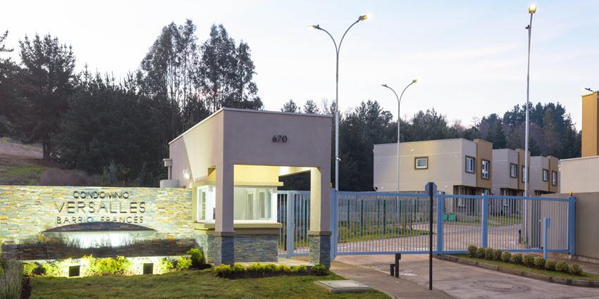 Proyecto Barrio Francés Versalles - Condominio de Inmobiliaria Dubois-1