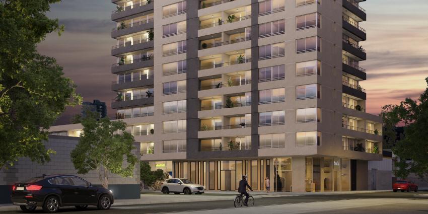 Proyecto Nueva Arlegui - Blanco de Inmobiliaria Numancia