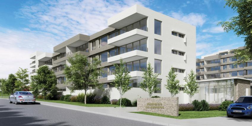 Proyecto Condominio Los Almendros Reñaca de Inmobiliaria Besalco-1