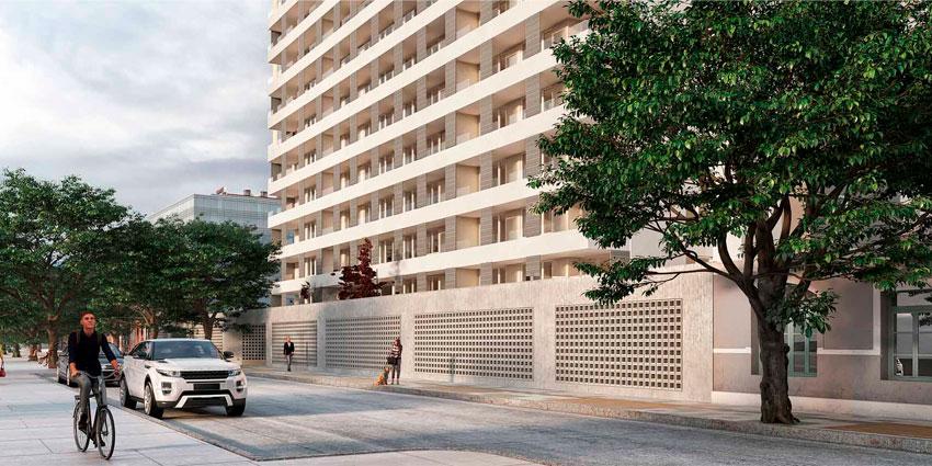 Proyecto Condominio Alcázar de Inmobiliaria Pocuro