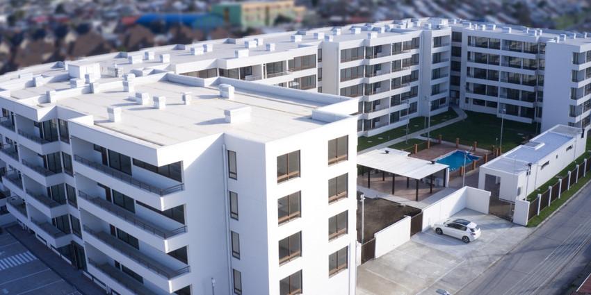 Proyecto Edificio Altamura de Inmobiliaria Integral Inmobiliaria