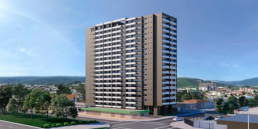 Proyecto Edificio Parque Ongolmo de Inmobiliaria Krono-1