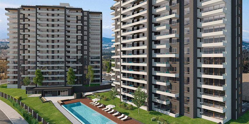Proyecto Edificio Bosquemar de Inmobiliaria Ecasa