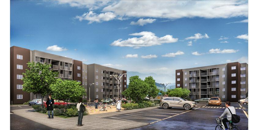 Proyecto Condominio Don Cesar de Inmobiliaria Patriarca