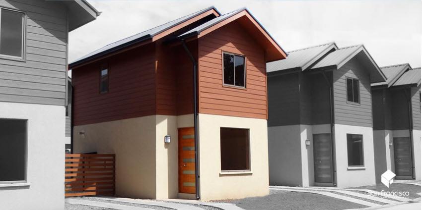 Proyecto Valle Andino de Inmobiliaria Grupo Inmobiliario San Francisco