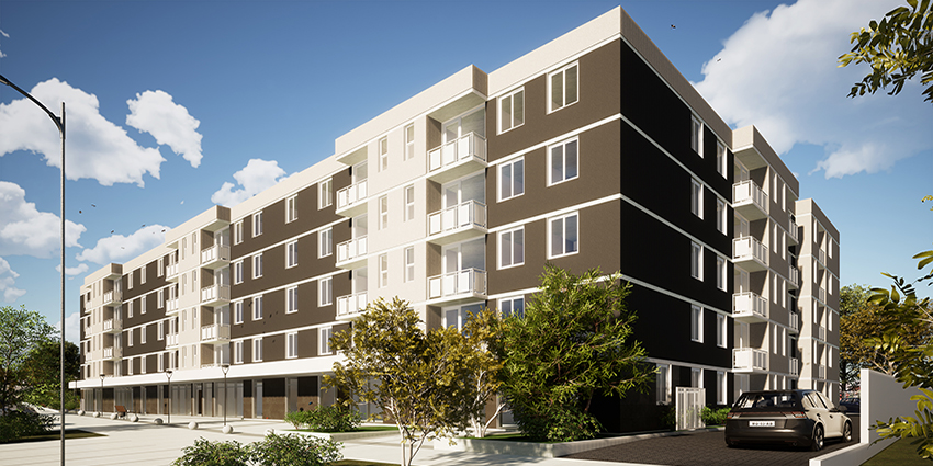 Proyecto Condominio Alto Carrera de Inmobiliaria Inespa