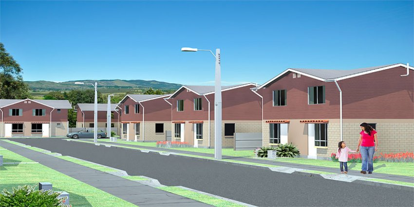 Proyecto Cardenal Samoré - VIII - C de Inmobiliaria Invica