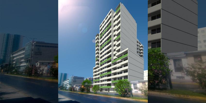 Proyecto Iquique Park de Inmobiliaria Seremac