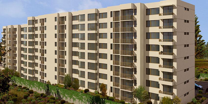 Proyecto Condominio El Carmen de Peñablanca de Inmobiliaria MD2