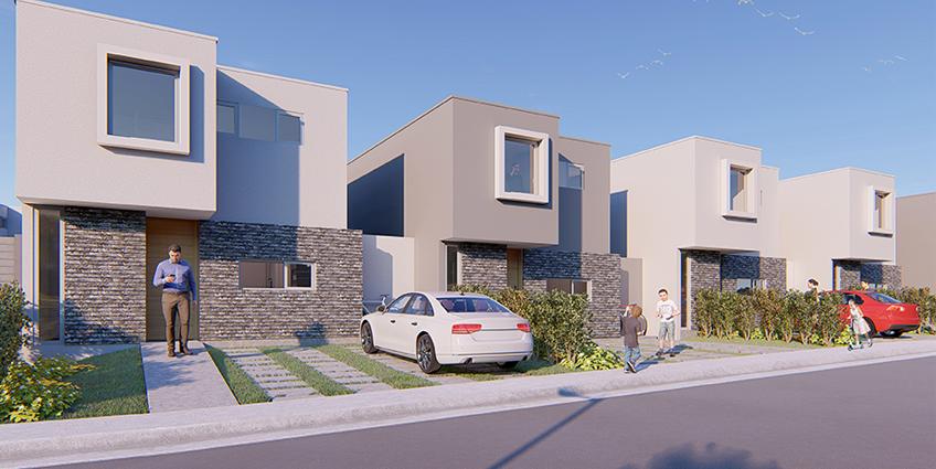 Proyecto Condominio Alto el Rincón de Inmobiliaria Alborada