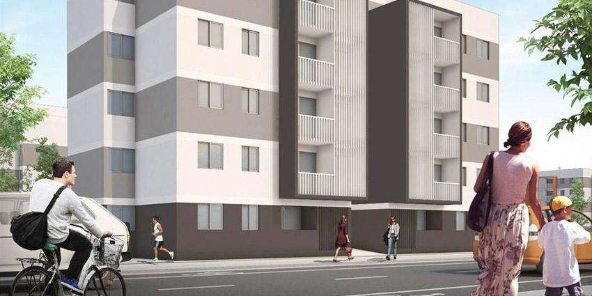 Proyecto Jardin del Alto - Etapa II de Inmobiliaria Los Silos