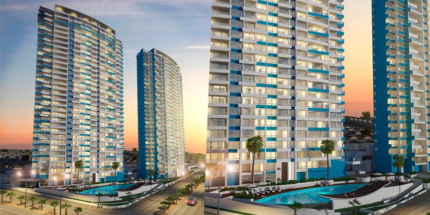 Proyecto Oceánica - Torre Sur de Inmobiliaria Miramar