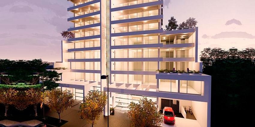 Proyecto Edificio Plaza Victoria de Inmobiliaria Origen
