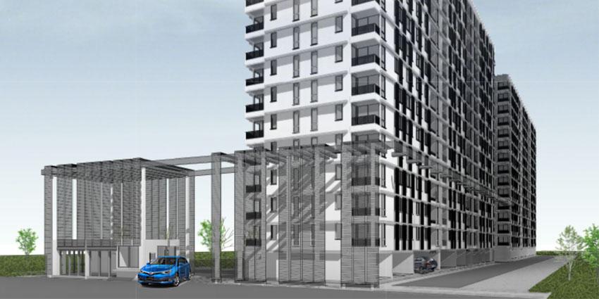 Proyecto Condominio Panorámico I de Inmobiliaria Isiete Grupo Inmobiliario