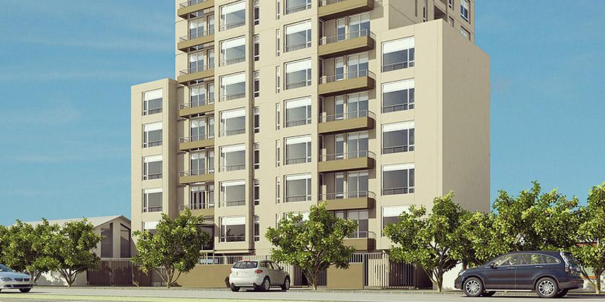 Proyecto Edificio Gamero 436 de Inmobiliaria Paumar