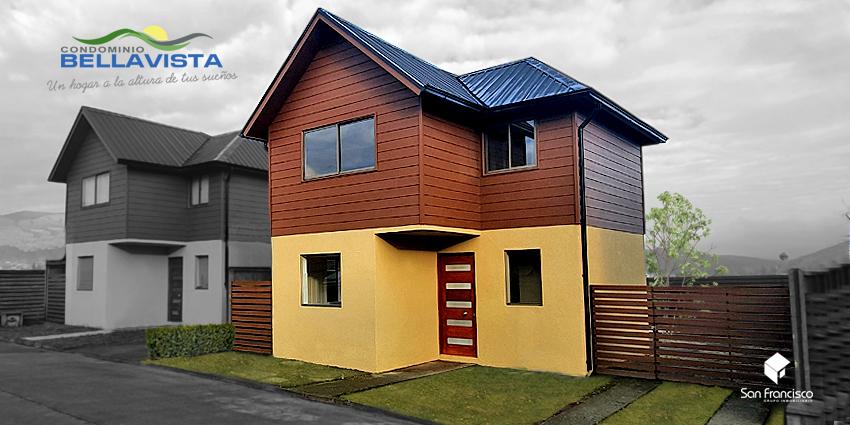 Proyecto Condominio Bellavista de Inmobiliaria Grupo Inmobiliario San Francisco
