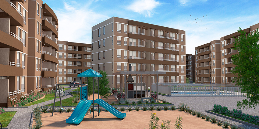 Proyecto Portal de Azapa de Inmobiliaria Pacal