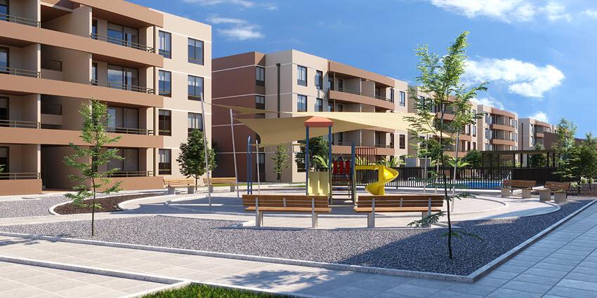 Proyecto Portal del Alwa de Inmobiliaria Pacal