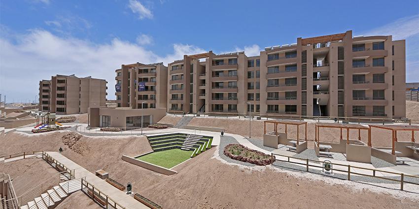 Proyecto Portal Sur de Inmobiliaria Pacal
